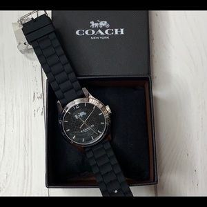 Coach watch NEW WITH TAGS AND BOX!!!